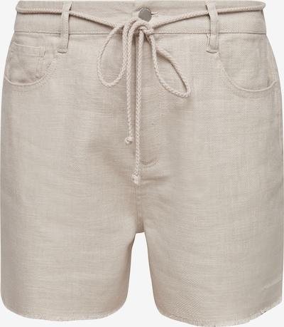 Q/S designed by Pantalon en beige, Vue avec produit