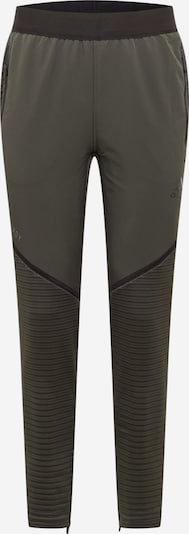 ADIDAS PERFORMANCE Sportbroek in de kleur Spar / Zwart, Productweergave