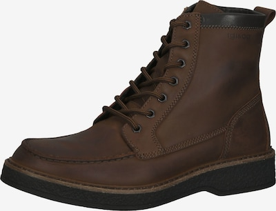 IGI&CO Lace-Up Boots in Dark brown, Item view