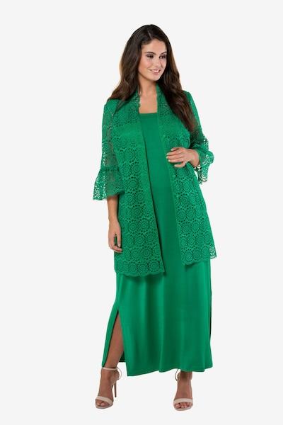 Ulla Popken Jacke in grün, Modelansicht