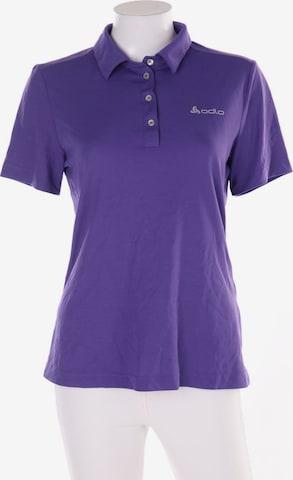 ODLO Top & Shirt in M in Purple