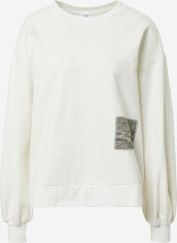 WEARKND Sweatshirt 'Elena' in Weiß