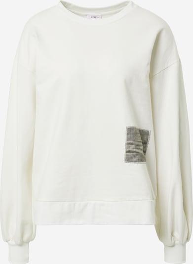 WEARKND Sweatshirt 'Elena' in black / white, Item view