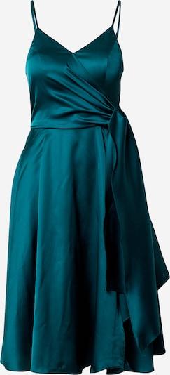 Chi Chi London Robe de cocktail 'Rakel' en émeraude, Vue avec produit