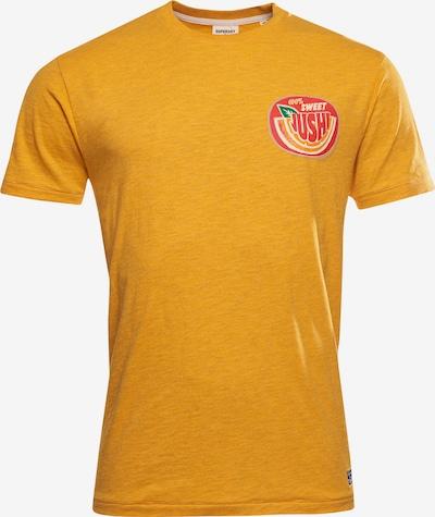 Superdry Shirt in de kleur Rood, Productweergave