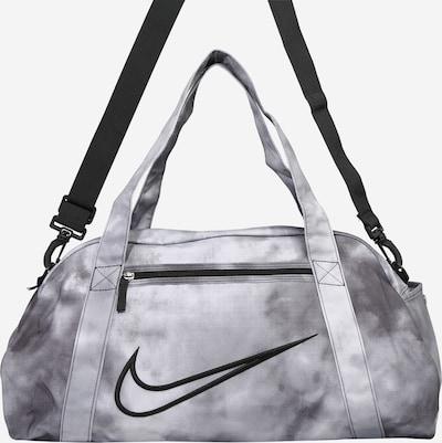 NIKE Sportovní taška - šedá / černá / bílá, Produkt
