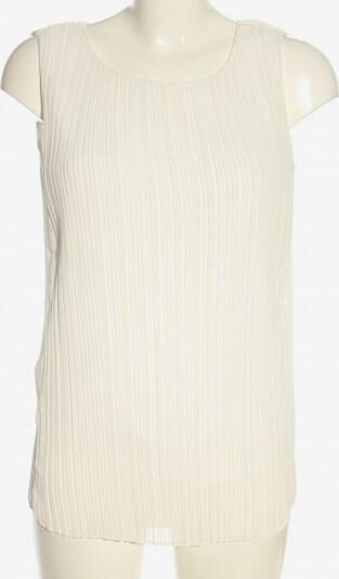S.OLIVER PREMIUM ärmellose Bluse in M in wollweiß, Produktansicht