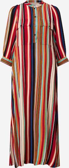 Line of Oslo Kleid in mischfarben, Produktansicht