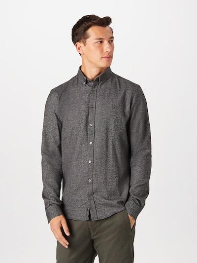 Camicia 'Arthur' Casual Friday di colore nero sfumato, Visualizzazione modelli