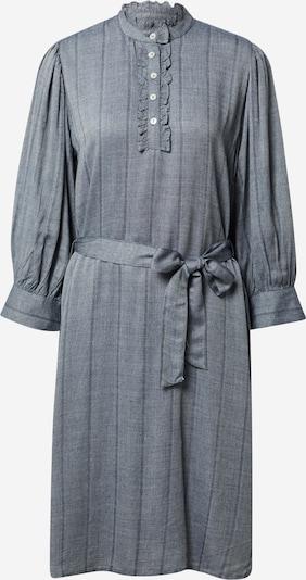 minus Blusenkleid 'Lonny' in rauchblau, Produktansicht