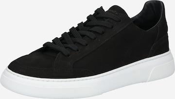 Garment Project Sneaker 'Off Court' in Schwarz