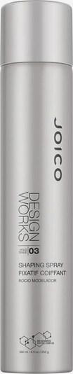 Joico Haarspray 'Design Works' in schwarz / silber, Produktansicht