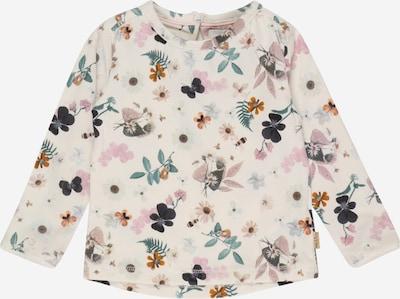 Maglietta 'Minnedosa' Noppies di colore colori misti / offwhite, Visualizzazione prodotti