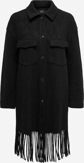 ONLY Fransen Jacke in schwarz, Produktansicht