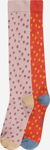 EWERS Sokid, värv punane