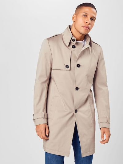 DRYKORN Between-seasons coat 'Skopje' in beige, View model