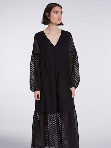 SET Sukienka w kolorze czarny