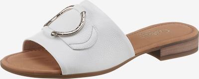 GABOR Mule en blanc, Vue avec produit