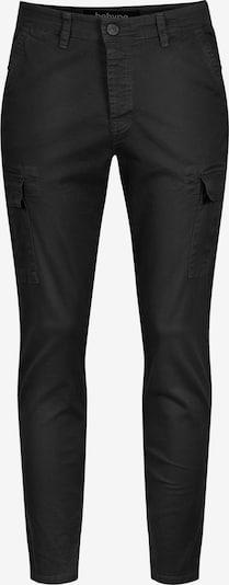 behype Cargohose 'B-JOY' in schwarz, Produktansicht