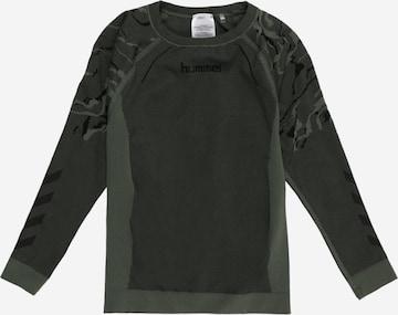 Hummel Performance shirt in Green