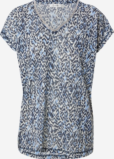 Soyaconcept Blouse 'ARETHA' in Blue / marine blue / White, Item view