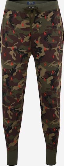 POLO RALPH LAUREN Pyjamabroek in de kleur Kaki / Gemengde kleuren, Productweergave