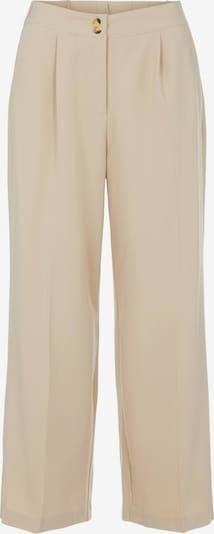 Pantaloni con pieghe 'Carla' Y.A.S di colore nudo, Visualizzazione prodotti