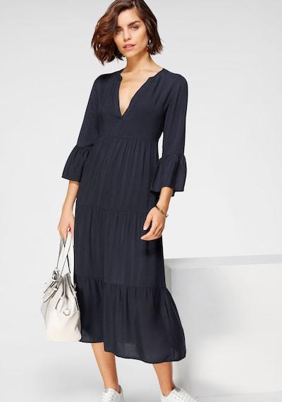 TAMARIS Kleid in navy, Modelansicht