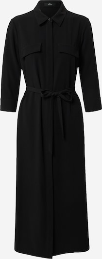 s.Oliver BLACK LABEL Košilové šaty - černá, Produkt
