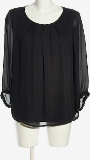 Ambiance Schlupf-Bluse in XXXL in schwarz, Produktansicht
