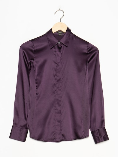 Ann Taylor Bluse in S in pflaume, Produktansicht