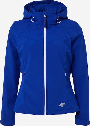 4F Veste de sport en bleu, Vue avec produit
