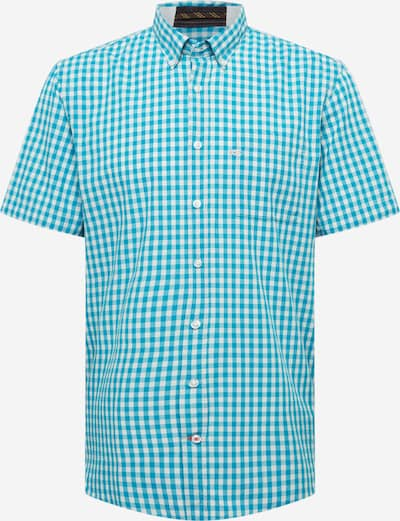 CAMEL ACTIVE Hemd in hellblau / weiß, Produktansicht