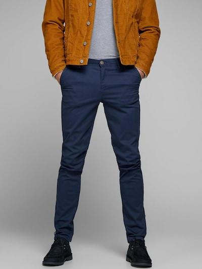 JACK & JONES Hose 'Marco Bowie' in navy, Modelansicht