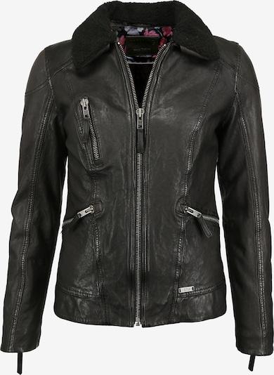 MUSTANG Tussenjas in de kleur Zwart, Productweergave