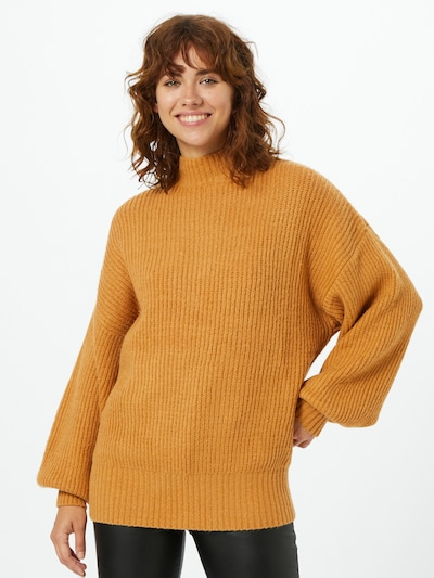 Missguided Pullover in senf, Modelansicht