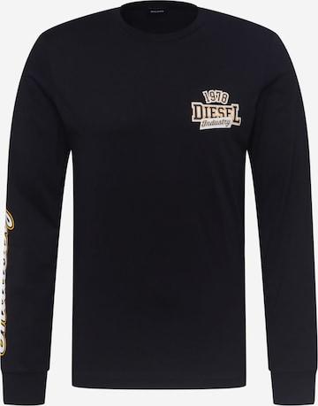 T-Shirt 'DIEGOS' DIESEL en noir
