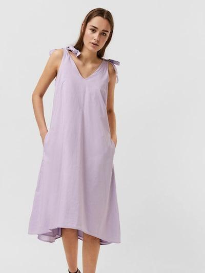 VERO MODA Kleid 'Karla' in flieder, Modelansicht