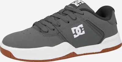 DC Shoes Sportschoen 'CENTRAL' in de kleur Grijs / Wit, Productweergave