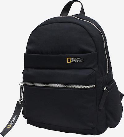 National Geographic Rucksack 'Research' in schwarz, Produktansicht