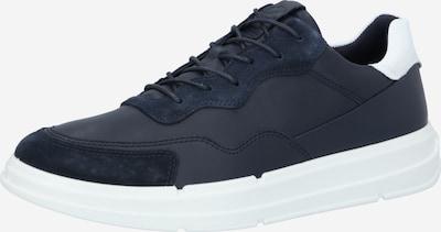 Sneaker low ECCO pe bleumarin, Vizualizare produs