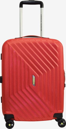 American Tourister Trolley in rot, Produktansicht
