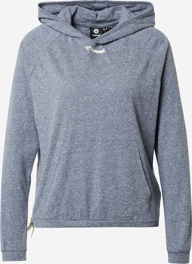 Hummel Bluzka sportowa 'ZANDRA' w kolorze gołąbkowo niebieskim, Podgląd produktu