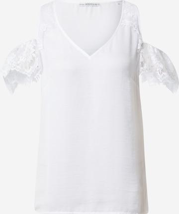 GUESS Τοπ σε λευκό