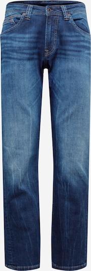 Pepe Jeans Jean 'NEW JEANIUS' en bleu foncé, Vue avec produit