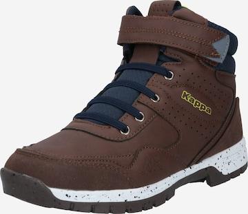 KAPPA Boots 'LITHIUM' in Braun