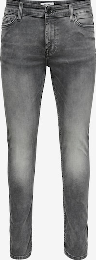 Only & Sons Jeans 'LOOM' in grey denim, Produktansicht
