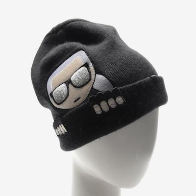 Karl Lagerfeld Mütze in XS-XL in schwarz, Produktansicht