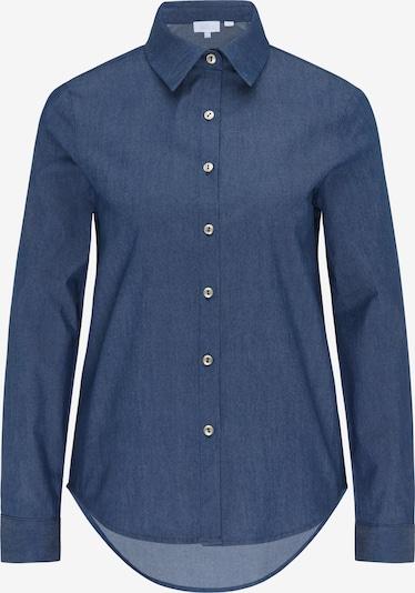Camicia da donna usha BLUE LABEL di colore blu scuro, Visualizzazione prodotti