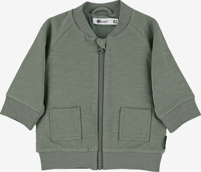 STERNTALER Sweatjacke in khaki, Produktansicht